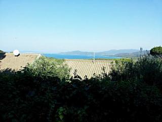 Tuscany panoramic seaside villa up to 8 guests - Punta Ala vacation rentals