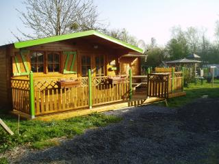 Nice Chalet with Swing Set and Trampoline - Potelle vacation rentals