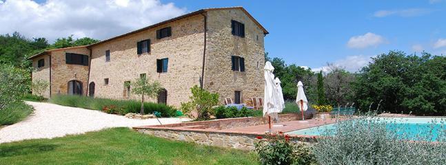 5 bedroom Villa in Casole D Elsa, Siena Area, Tuscany, Italy : ref 2230521 - Image 1 - Casole D'elsa - rentals
