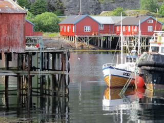 Log cabin (Rorbu) by sea - Lofoten Islands vacation rentals