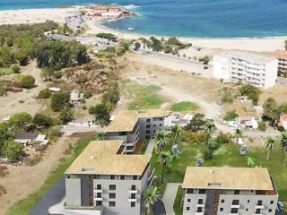 Studio T1 bis Propriano vue mer / sea view - Propriano vacation rentals