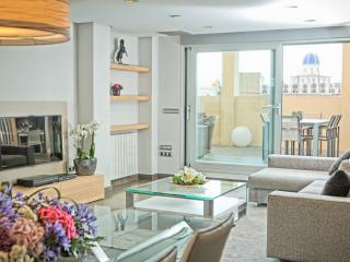 Luxury penthouse in the heart of Valencia - Valencia vacation rentals
