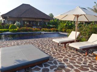 Kundalini Beachfront House 'Ayu' with private cook - Seririt vacation rentals