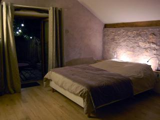 1 bedroom Guest house with Balcony in Saint-Cirq-Lapopie - Saint-Cirq-Lapopie vacation rentals