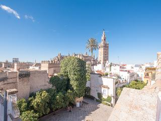 CATHEDRAL VIEWS APARTMENT WIFI - Seville vacation rentals