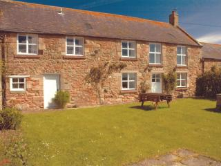 The Old Barn, High Letham: 4 Stars VisitEngland - Berwick upon Tweed vacation rentals