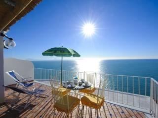 CASA AZZURRA - Praiano vacation rentals