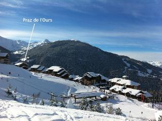 11 Praz de l'Ours - Vallandry vacation rentals