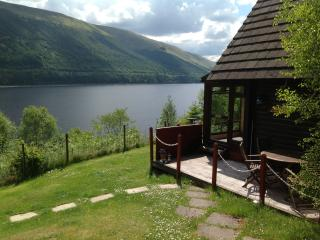 Perfect 3 bedroom Lodge in Loch Ness with Garden - Loch Ness vacation rentals