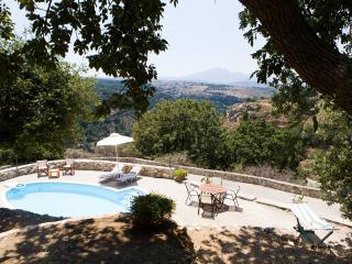 A True Gem in Inner Crete, Villa Limeri!! - Kastellos vacation rentals