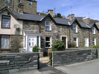 2 bedroom Cottage with Internet Access in Tanygrisiau - Tanygrisiau vacation rentals