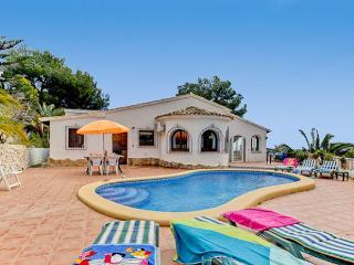 Villa Amalia - Moraira vacation rentals