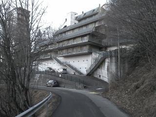 Terrazzo panoramico 6 posti letto vicino alle pist - Modena vacation rentals