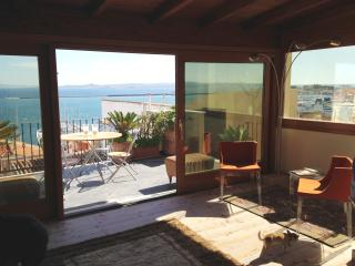 Cozy 1 bedroom Penthouse in Carloforte - Carloforte vacation rentals