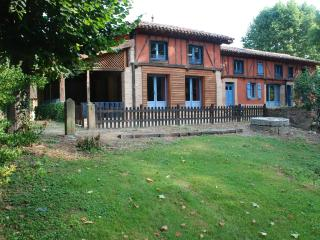 Bright 6 bedroom Lombez Gite with Satellite Or Cable TV - Lombez vacation rentals