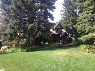 Downtown Ketchum - One of a kind 1930's Cabin - Ketchum vacation rentals
