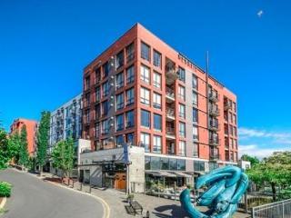 Sunny Downtown Waterfront Condo - Victoria vacation rentals