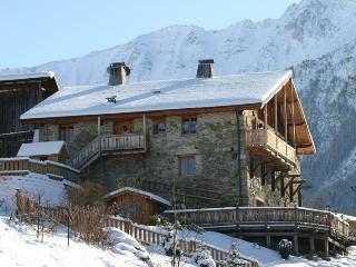 Chalet Himalaya Outdoor hot tub, sauna + free wifi - Peisey vacation rentals