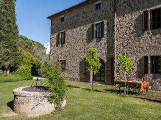 Charming Tuscan villa with pool, Montalcino, Siena - Montalcino vacation rentals