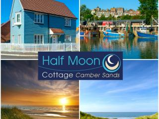 Half Moon Cottage - Camber vacation rentals