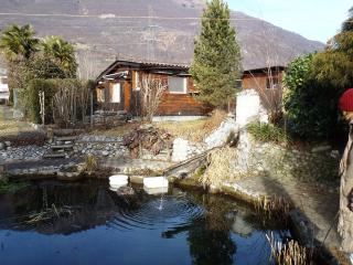 Cozy 2 bedroom Chalet in Minusio - Minusio vacation rentals