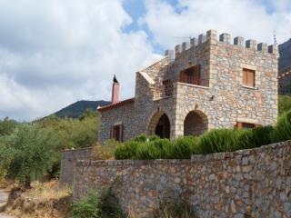 Perfect 2 bedroom Villa in Kardamili with Television - Kardamili vacation rentals