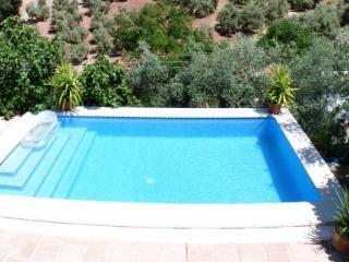 Mariposa Blanca Casita Arriba - Iznajar vacation rentals