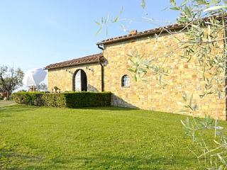 Charming House with Deck and Internet Access - San Donato in Poggio vacation rentals