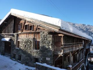CHALET LA TANNERIE chic rustic 200m from ski lift - Peisey-Nancroix vacation rentals