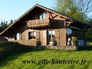 Nice Chalet with Internet Access and Satellite Or Cable TV - Hauterive-la-Fresse vacation rentals
