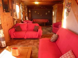 Gorgeous Chalet with Dishwasher and Grill - Hauterive-la-Fresse vacation rentals