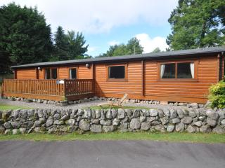 Luxury log cabin holiday rental - Kippford vacation rentals