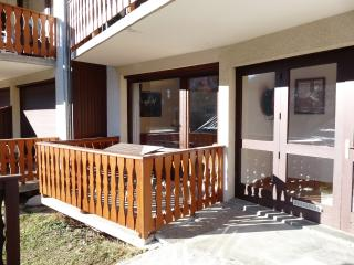 Nice Studio with Internet Access and Central Heating - Macot-la-Plagne vacation rentals