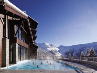 Cozy Flaine Condo rental with Hot Tub - Flaine vacation rentals