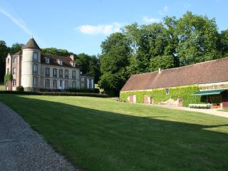 Chateau de Miserai, 90 min from Paris, 12 bedrooms - Mortagne-au-Perche vacation rentals