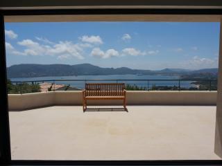 VILLA LUXE VUE MER 180° PISCINE CHAUFFEE CLIM PLAG - Porto-Vecchio vacation rentals