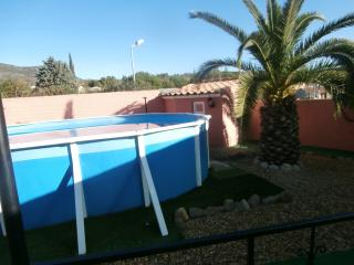 Nice 3 bedroom Villa in Causses et Veyran - Causses et Veyran vacation rentals