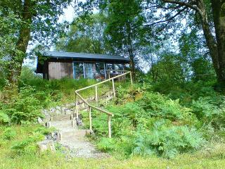Sloy Cabin, with wood fuelled hot tub - Dalavich vacation rentals