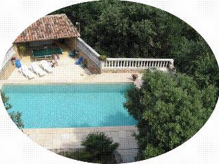 Nice Villa with Internet Access and Cleaning Service - La Roque sur Pernes vacation rentals