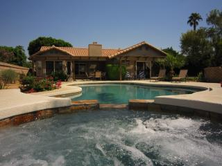 PRIVATE SALTWATER POOL & SPA - Palm Desert vacation rentals