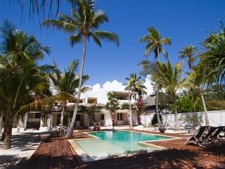 Spacious 6 bedroom Villa in Jambiani - Jambiani vacation rentals