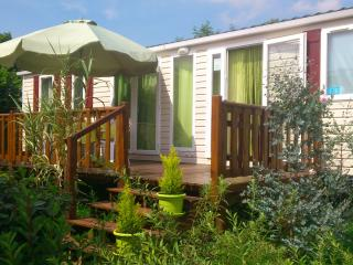 Bright Caravan/mobile home with Internet Access and Wireless Internet - Litteau vacation rentals