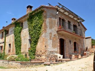 Beautiful Eco Finca with little pool and chillouts - Barcelona Province vacation rentals