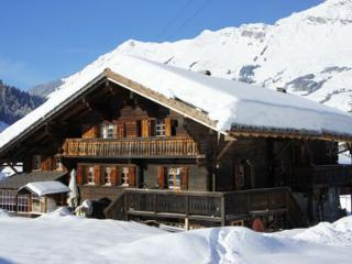 4 bedroom Ski chalet with Internet Access in Les Diablerets - Les Diablerets vacation rentals