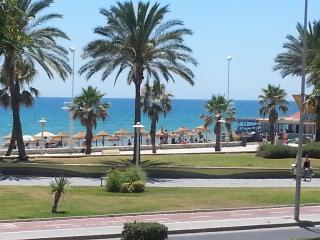 Beachfront 4 bedrooms apartmen - Malaga vacation rentals