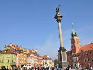 Royal Castle Square Apartment Warsaw - Warsaw vacation rentals