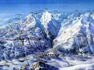 location 4 à 6  personnes a VALLOUISE massif des ECRINS - Vallouise vacation rentals