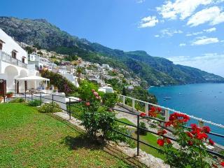 Positano- sea view villa- V709 - Positano vacation rentals