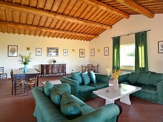 Adorable House with Deck and Shared Outdoor Pool - Magliano Sabina vacation rentals