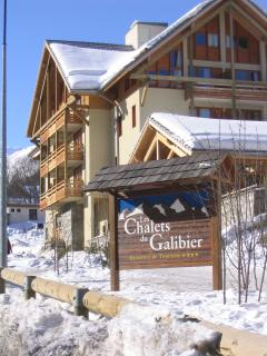 chalets galibier+parking couv. - Valloire vacation rentals